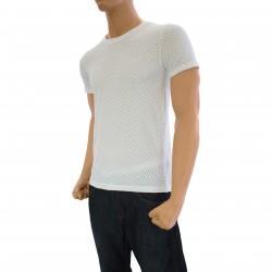 T-shirt Puma Aéro blanc