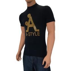 T-shirt A-Style noir - ref : BB80D242 002