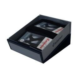 Coffret 2 paires de chaussettes - ref : LA43 8630