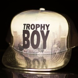 Casquette Trophy Boy - ref :  8183 BS