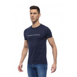 Le T-Shirt marine - ref :  GFT MARINE