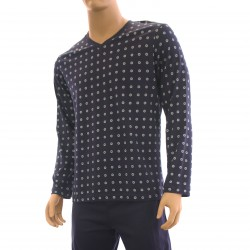 Pyjama Sphère myrtille - ref : 7G63 1275