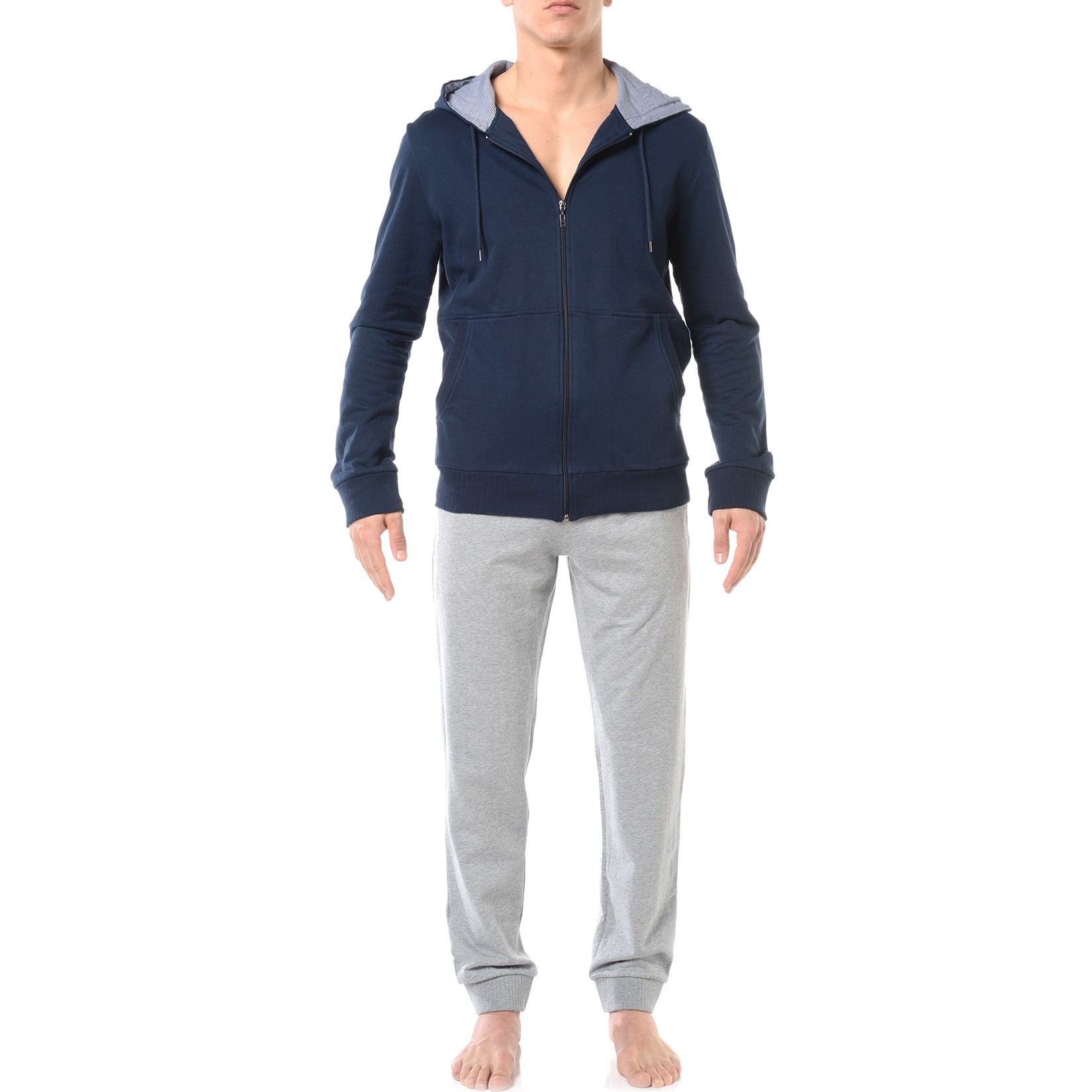 Tenue d 39 int rieur chris hom vente pyjamas et cale ons for Vetement d interieur homme
