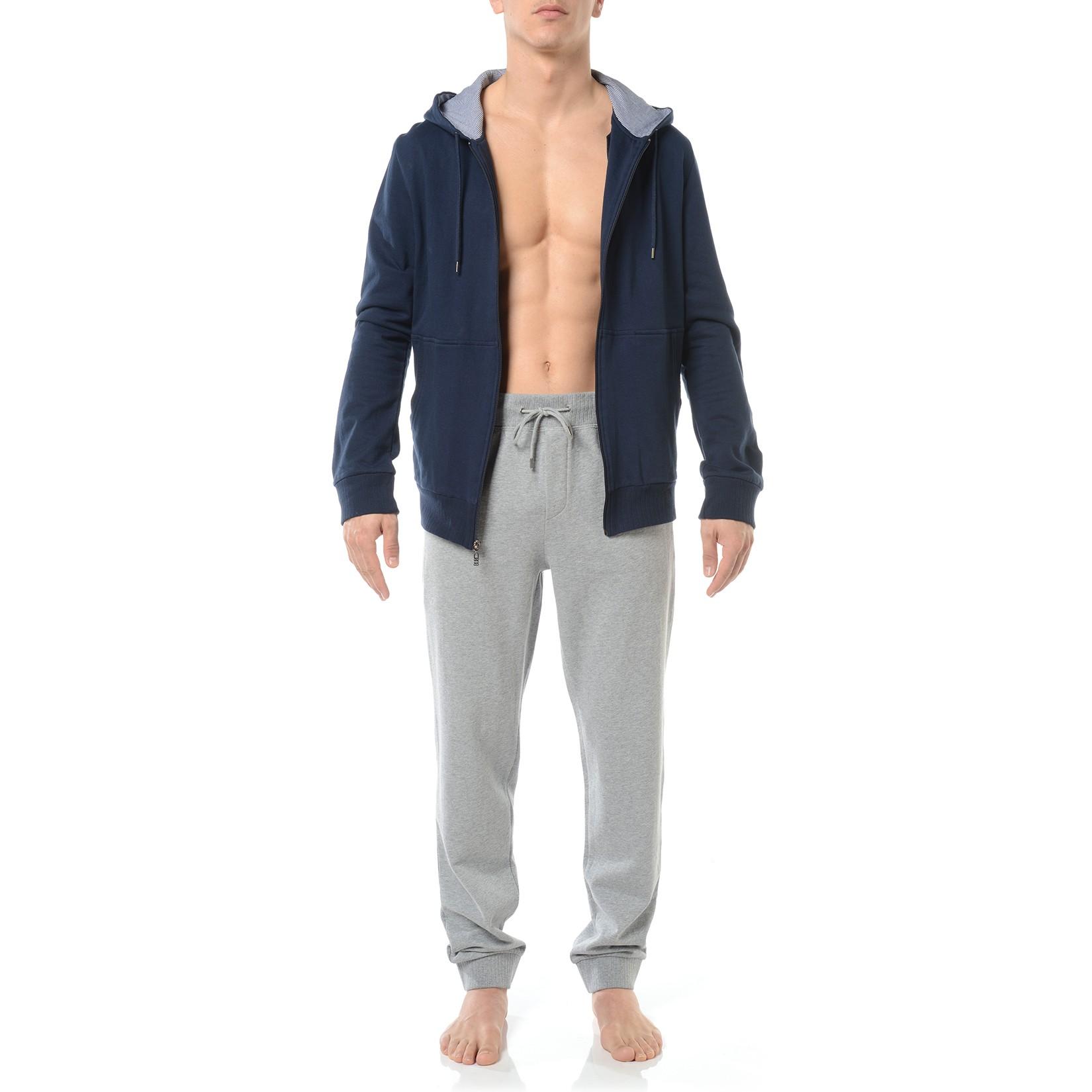 Tenue d\'intérieur Chris - HOM : vente pyjamas et caleçons homme HOM