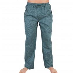 Pantalon Tempo Logo Esdison bleu - ref : *NM1118E-1TM