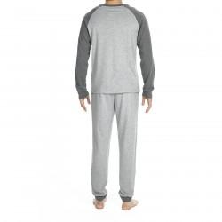 Pyjama Mika gris - HOM 400303 00ZU