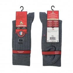 Chaussette blason gris - LABONAL 38942 3200