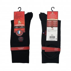 Chaussette blason noir - LABONAL 38942 8000
