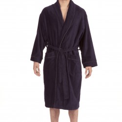 Bathrobe Yotha Navy - HOM 400487 00RA