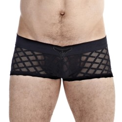 Nightcall - V boxer Noir - L'HOMME INVISIBLE MY19-CAL-001