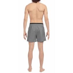Short de bain Running gris - HOM *400517 00ZU