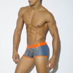Boxer Camo Jeans orange - ES COLLECTION UN209 C04