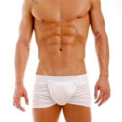 acheter des sous-vetements ou des accessoires Modus Vivendi - Boxer Converter blanc - boxers - shortys