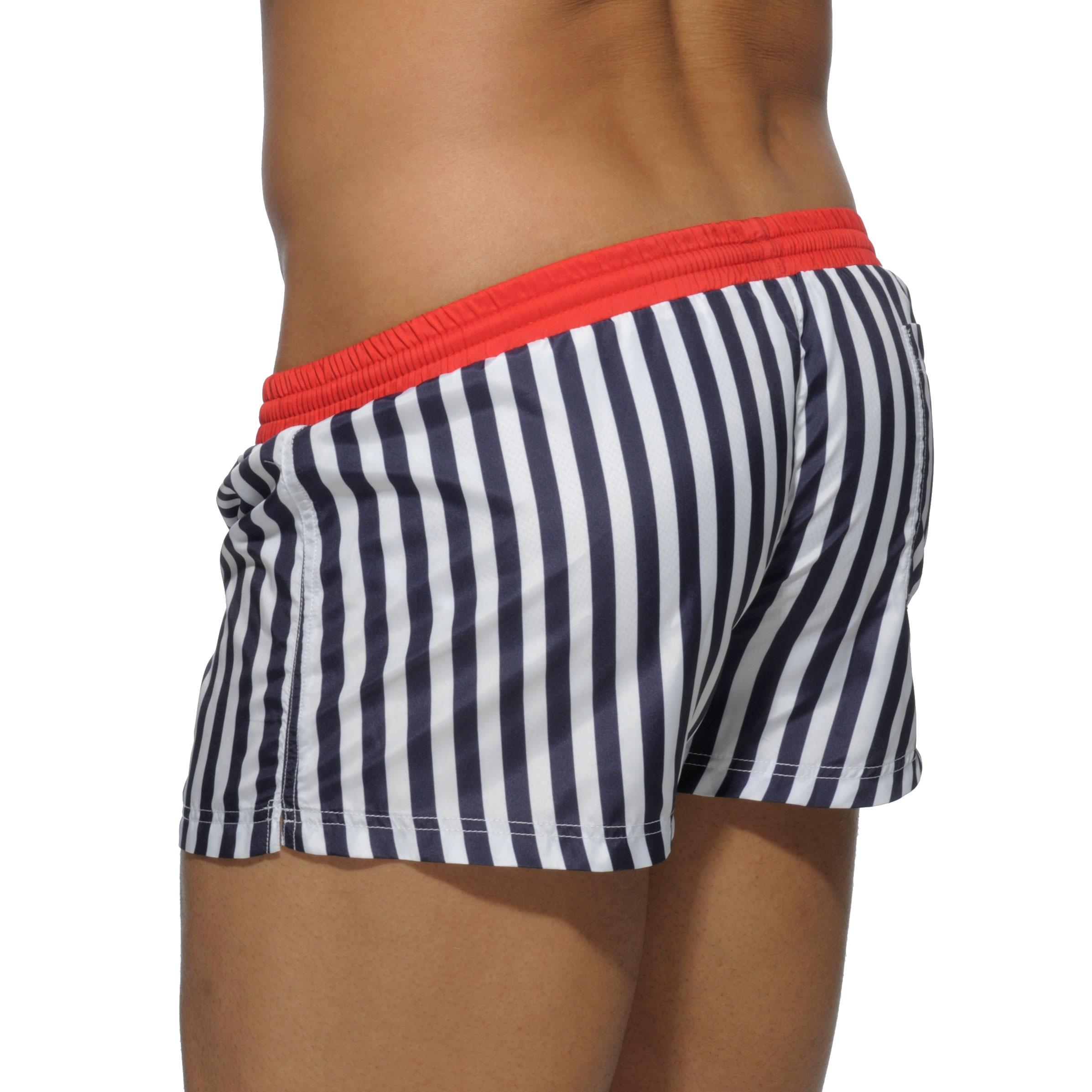 5f6ff60af769a Mini short de bain Sailor - ADDICTED : sale of Bath Shorts for men ...