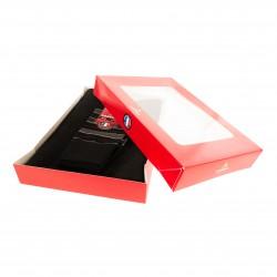 53bd5b1e1332 Coffret Chausette + Echarpe Noir - LABONAL 34777-NOIR