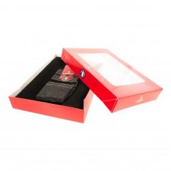 Coffret Chausette + Echarpe Noir - LABONAL 34777-GRIS