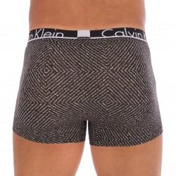 Trunk - Coton Stretch noir - CALVIN KLEIN NU8638A-5GV