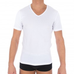 T-shirt COTTON ORGANIC - blanc
