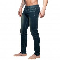 AD636 Basic  Jeans navy - ADDICTED AD636 C502