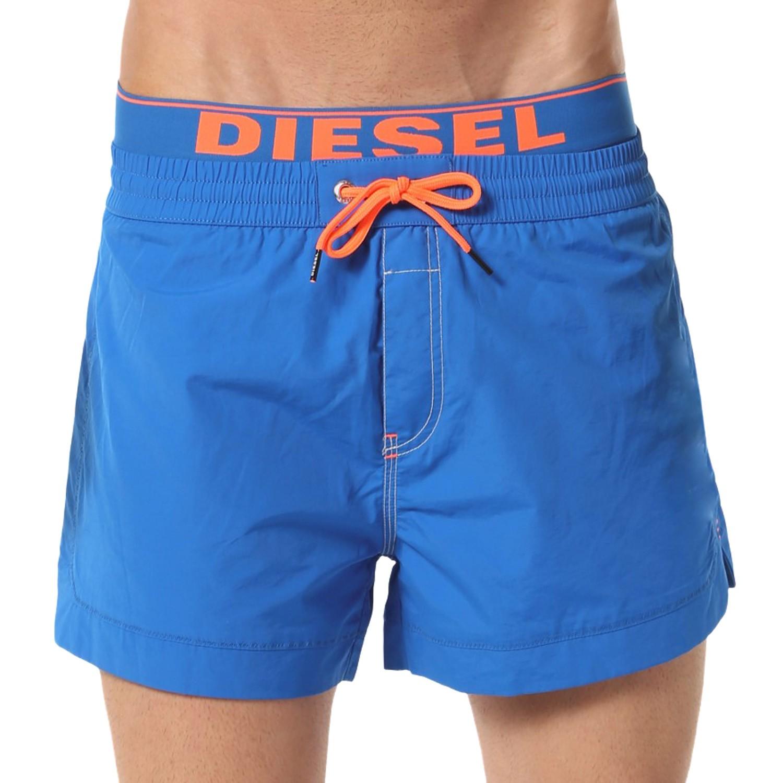 procédés de teinture minutieux 60% pas cher hot-vente dernier BMBX-SEASIDE-S 2.017 - Blue bath shorts - DIESEL : sale of ...