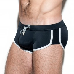 Boxer de bain Sean noir - ES COLLECTION 1807 C10