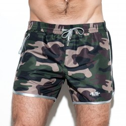 Short de bain Marvin Camo - ES COLLECTION 1813 C17