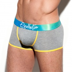 Boxer Digital Waistband gris - ES COLLECTION UN258 C11