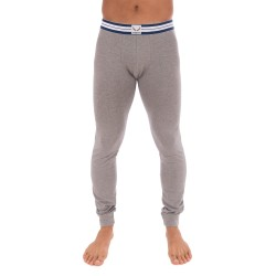 Pantalon Long John gris - BLUEBUCK LO-GFGS