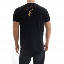 acheter-des-articles-de-mode-pour-homme-Gigo-T-shirt Pirata manches courtes col rond - T-shirt manches courtes