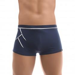 acheter des maillots de bain pour homme Gregg - Shorty de bain D-LIGHT navy - shorty-bain