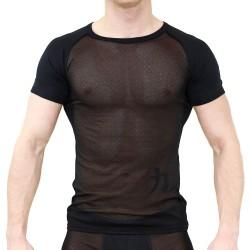 Adonis T-Shirt schwarz