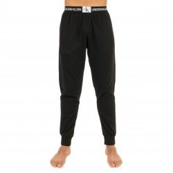 Pantalon Ck Monogram noir - CALVIN KLEIN NM1554E-001