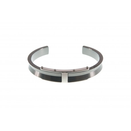Steelx - Bracelet Acier noir - BG42 170