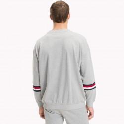 Sweat monogramme - gris - TOMMY HILFIGER *UM0UM00992-004