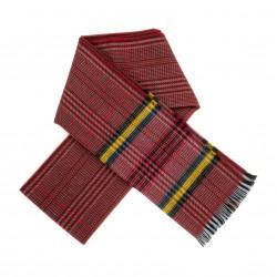 Echarpe écossais rouge - LABONAL 75217 6000