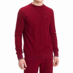 Sweat en molleton - rouge - TOMMY HILFIGER UM0UM01026-696