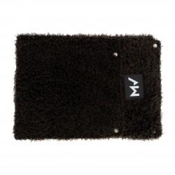 Echarpe Faux Fur - marron - MODUS VIVENDI NS1885-BROWN