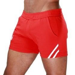 Short Paris Rouge/Blanc - TOF PARIS SH0009RB