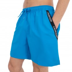 Short de bain Medium Drawstring - Ibiza bleu