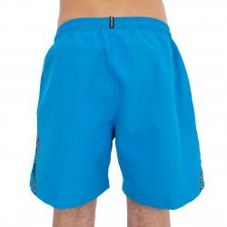 Short de bain Medium Drawstring - Ibiza bleu - CALVIN KLEIN KM0KM00285-439