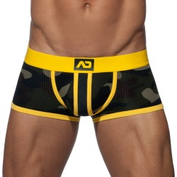 Boxer Stripe camo - jaune - ADDICTED AD765 C03