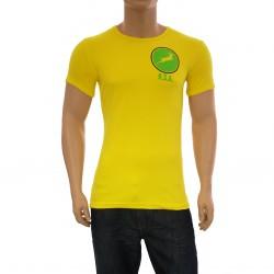 acheter-des-articles-de-mode-pour-homme--T-shirt slimfit Team South Africa - T-shirt manches courtes