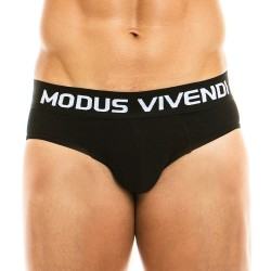 Slip Classic - noir - MODUS VIVENDI 02915-BLACK