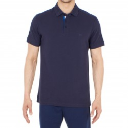 Louis Short-sleeved polo - navy