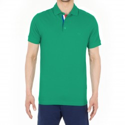 Louis Short-sleeved polo - Green - HOM 400454-1126