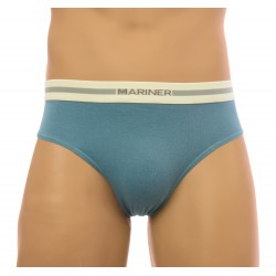 acheter des sous-vetements Mariner pour homme - Slip Mariner bleu slips et bandeaux