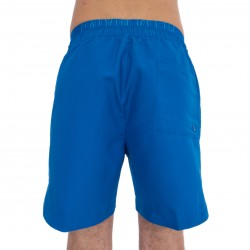 Short de bain Double Waistband - bleu - CALVIN KLEIN *KM0KM00300-446