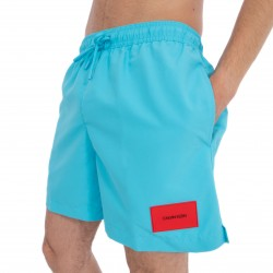 Short de bain Medium Drawstring - Bachelor Button - CALVIN KLEIN *KM0KM00296-444