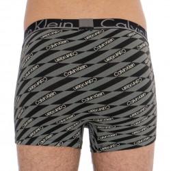 Lot de 2 boxers - Calvin Klein ID noir et gris - CALVIN KLEIN *NU8643A-VDP