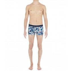 Boxer - Aqua Flower - HOM 401525-00RA